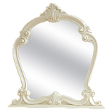 Зеркало Империя  (Світ мебелів) орех, фото 4