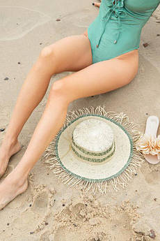 Шляпа женская пляжная  Kamoa, Elena