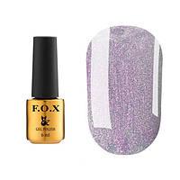 """Гель-лак FOX Dolls """"Empress"""" № 572 (нежно−фиолетовый с шиммером), 6 мл"""