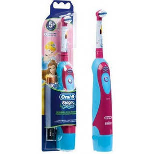 Електрична зубна щітка BRAUN Oral-b  DB4 Принцесса (Princess)