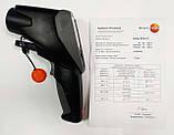 Пірометр термогігрометр Testo 835-H1 (-30...+600 °C; 0...100 %) D:S 50:1. EMS 0,10-1,00. Німеччина, фото 7