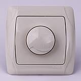 Диммер (Светорегулятор) VI-KO Carmen 1000w скрытой установки (белый)