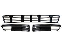 Заглушки в передний бампер Audi A4 B6 00-04