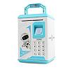 Детская электронная копилка сейф с кодовым замком и отпечатком пальца ROBOT BODYGUARD, фото 6