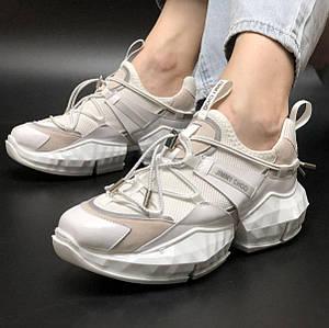 Женские кроссовки Jimmy Choo (Джимми Чу)