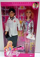 "Набор кукол ""Детский Доктор""  Betty 30см"