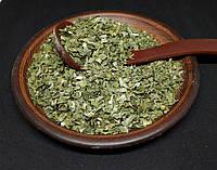 Лук зеленый сушенный резаный