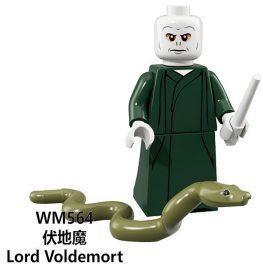 Фигурка Лорда Воландеморта Harry Potter Гарри Поттер Аналог лего