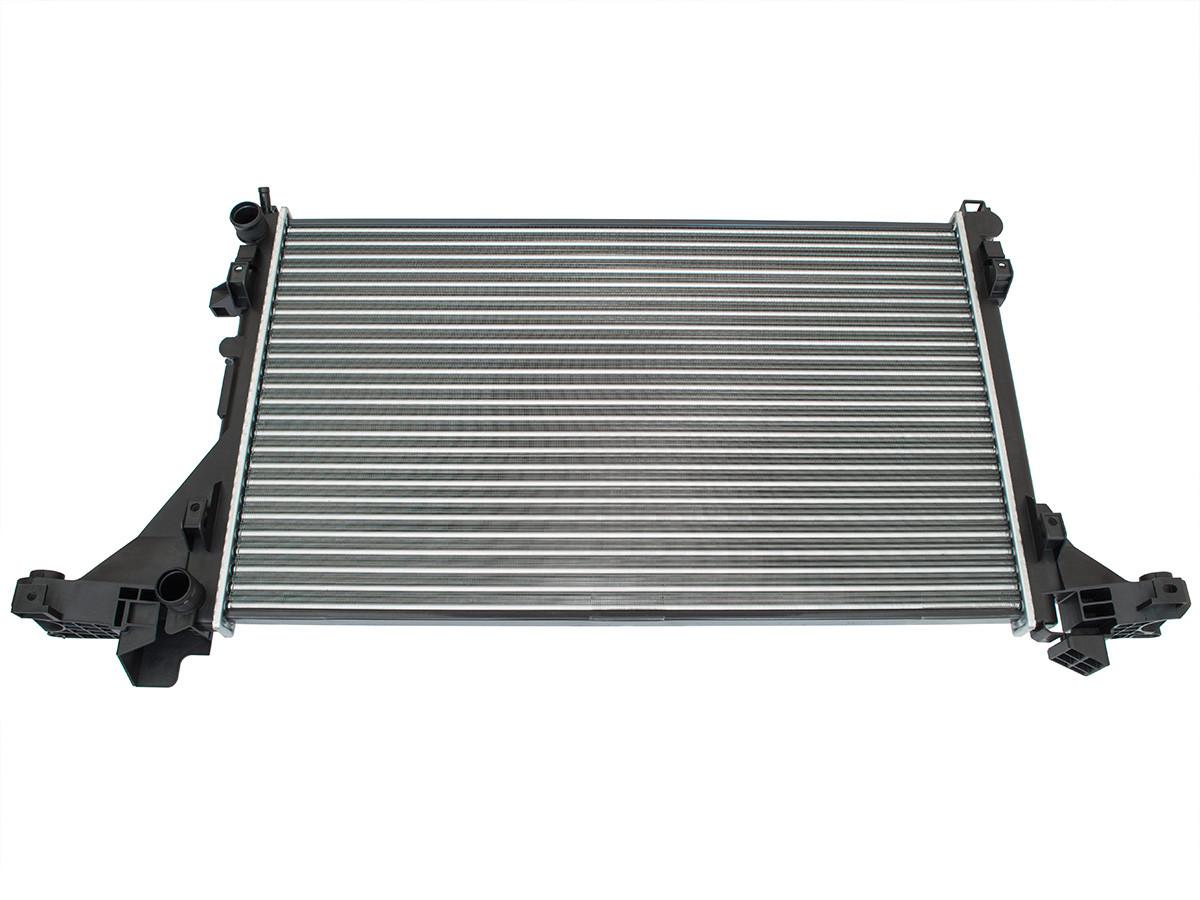 Радиатор  охлаждения Основной  Renault Master 3 III Opel Movano B
