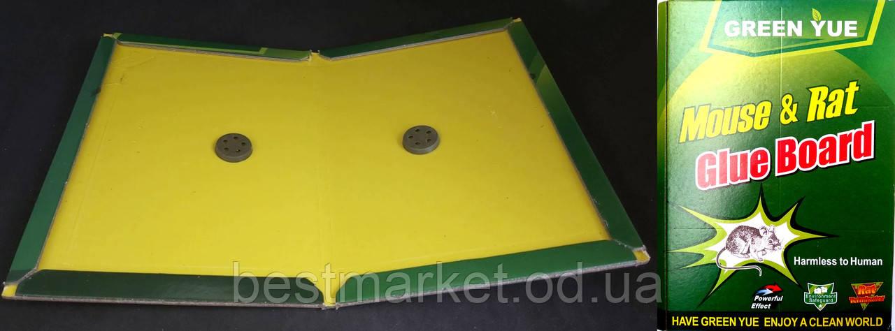 Клеевая Ловушка Книжка от Грызунов Green Yue 15 х 26 см