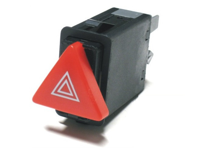 Кнопка аварійного сигналу 1U0953235B Skoda Octavia 97-08