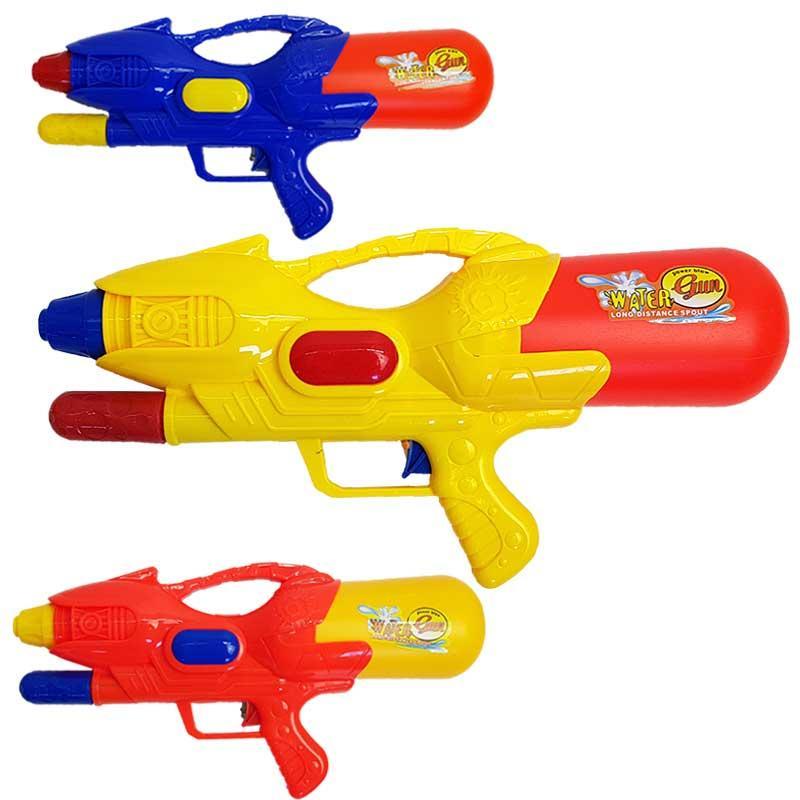 Водный пистолет с накачкой М 323