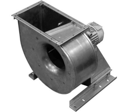 Вентилятор радиальный Веза ВРАВ-4 Веза ВРАВ-4-Н-У2-1-5,5x1450-220/380