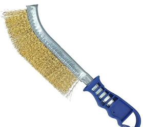 Щетка ручная, пластиковая ручка, без блистера 7273201 Свитязь