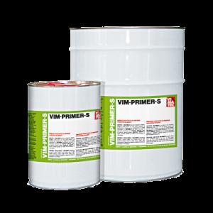 VIM-PRIMER-S Водонепроницаемая акриловая грунтовка-растворитель (13кг)