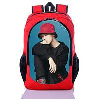 Рюкзак с принтом К поп Чимин БТС BTS (backpack046)