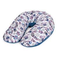 Подушка для беременных и кормления ребенка Ceba Baby Multi Alas Velour 190*30 см. W-741-101-559