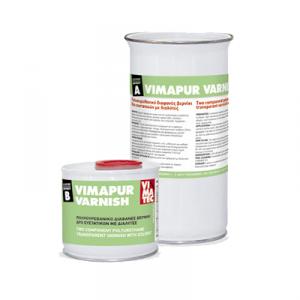 VIMAPUR VARNISH 2комп ПУ лак на раств (10кг)