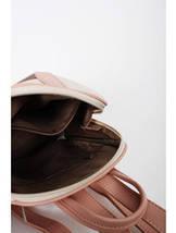 Рюкзак David Jones женский бежевый 5713Т, фото 2