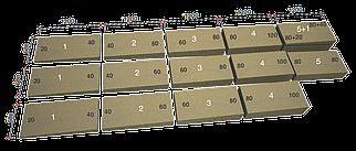 Izovat 180 INC (Ізоват) базальтовий утеплювач для формування одинарного ухилу покрівлі