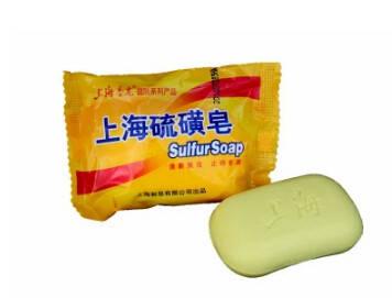 Мыло для проблемной кожи Sulfur Soap
