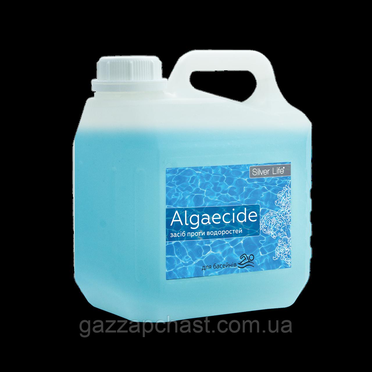 Средство для удаления водорослей в бассейне СВОД Algaecide, 3 л  СВ34