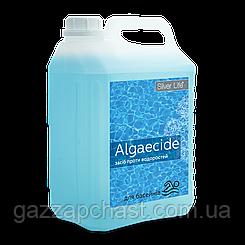 Средство для удаления водорослей в бассейне СВОД Algaecide, 5 л  СВ35