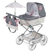 """Детская коляска для кукол, сумка+зонт DeCuevas """"РЕБОРН"""" 82031"""