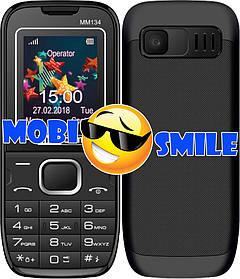 Телефон Maxcom MM134 Black Гарантія 12 місяців
