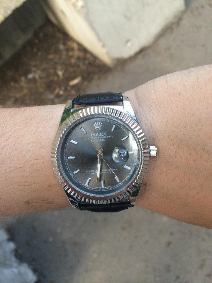 Наручные часы мужские классика