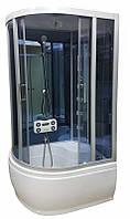 Душевой бокс ATLANTIS AKL-1315 GR R 130х85х220 с электроникой