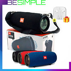 Колонка JBL Xtreme BIG Портативна Bluetooth акустика / Бездротова колонка + Навушники Apple в Подарунок
