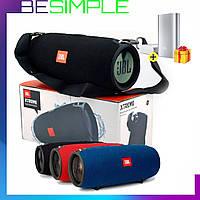 Колонка JBL Xtreme BIG Портативная Bluetooth акустика / Беспроводная колонка + Powerbank 10400mah в Подарок