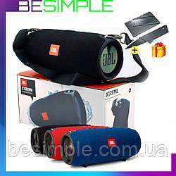 Колонка JBL Xtreme BIG Портативна Bluetooth акустика / Бездротова колонка + Ніж-візитка в Подарунок