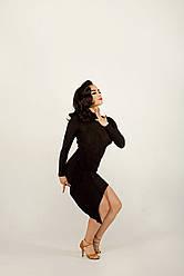 Юбка латина CINDY Black