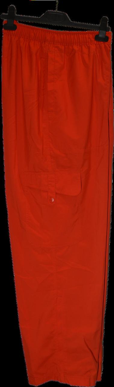 Мужские красные спортивные штаны Puma.