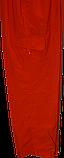 Мужские красные спортивные штаны Puma., фото 4