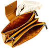 Большой женский кошелек BUTUN 507-004-008 кожаный желтый, фото 6