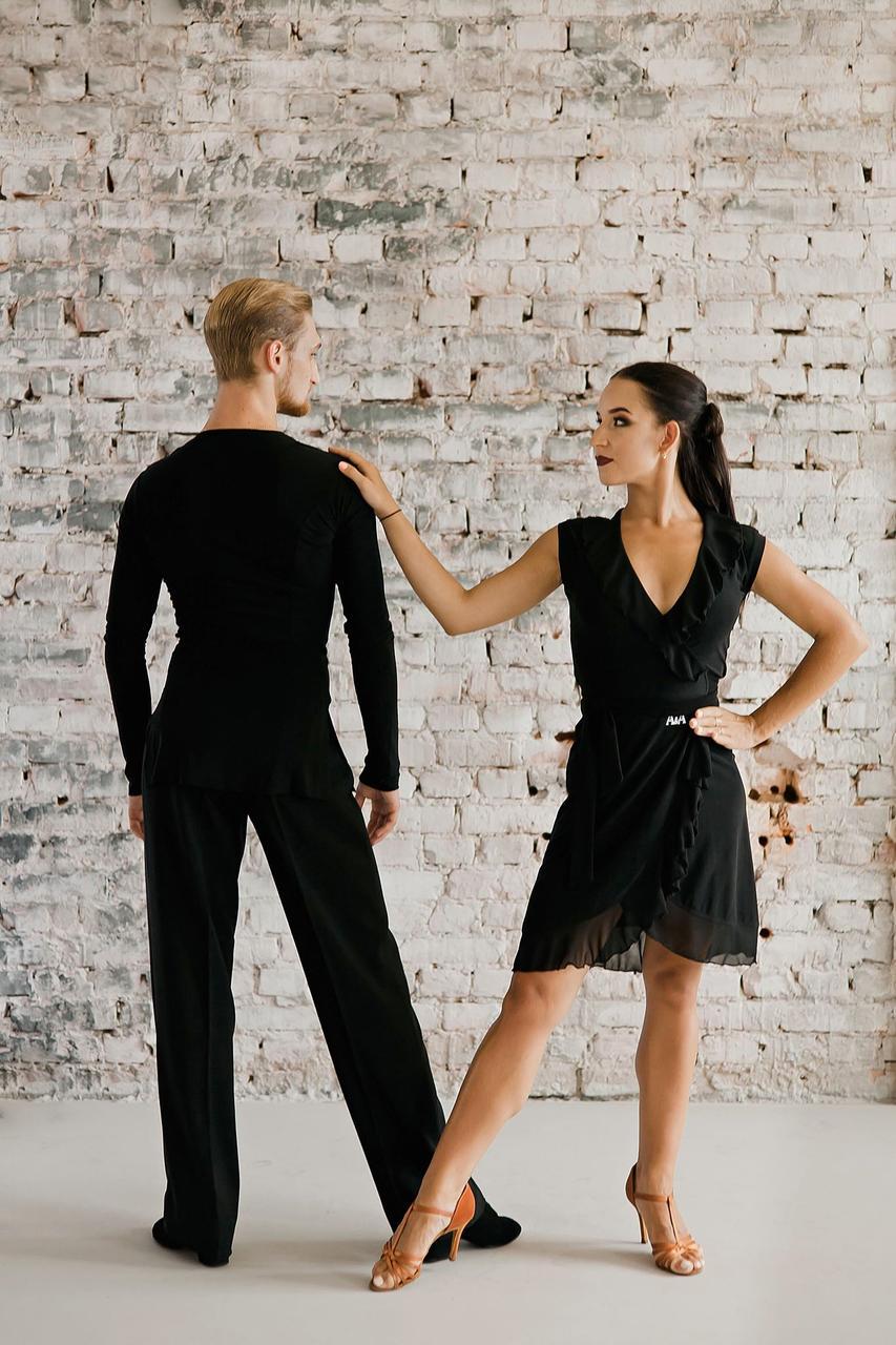 Сколько стоит мужская одежда для бальных танцев