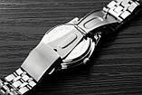 Годинники чоловічі класика сталеві, фото 9