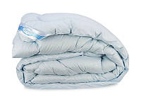 Одеяло теплое зимнее двуспальное 172х205 Leleka Textile - Лебяжий пух