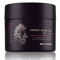 Elgon Man Strong Water Wax Wet Look - Віск для моделювання 100мл