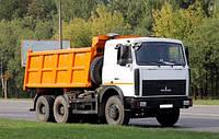 Грузовые перевозки сыпучих материалов и негабаритных грузов