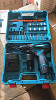 Аккумуляторный шуроповерт Макита Makita DF330DWE 12V | LI-ION | Шуруповёрт аккумуляторный makita