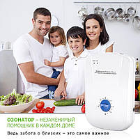 Недорогой озонатор 400 мг/час для дезинфекции воздуха, воды, поверхностей OZOTOP-101, фото 2