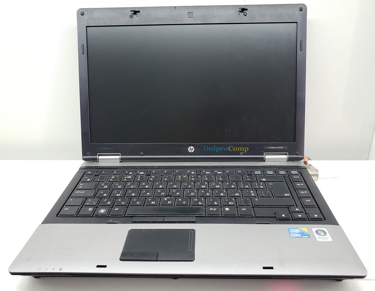 Ноутбук HP 6450b i5-520M/4/320 - Class A--
