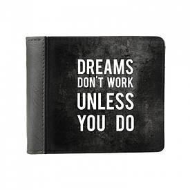 Кошелек Мечты не работают, пока не работаешь ты