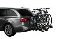 Велобагажники THULE на фаркоп - какой выбрать?