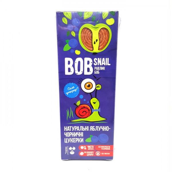 Яблочно-черничные конфеты Bob Snail 30г