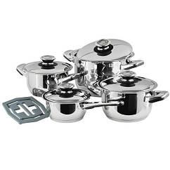 Набор посуды Vinzer Grand Junior 89039 (9 пр.)